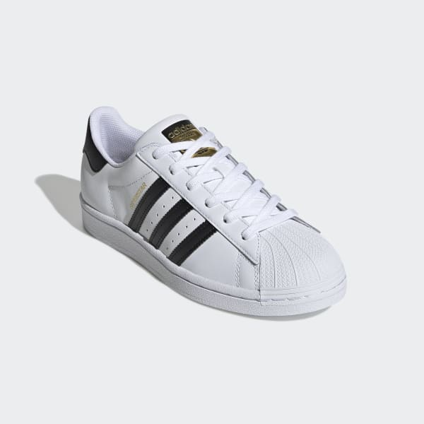 Manhattan clase ruptura  Women's Superstar Cloud White and Core Black Shoes | adidas US