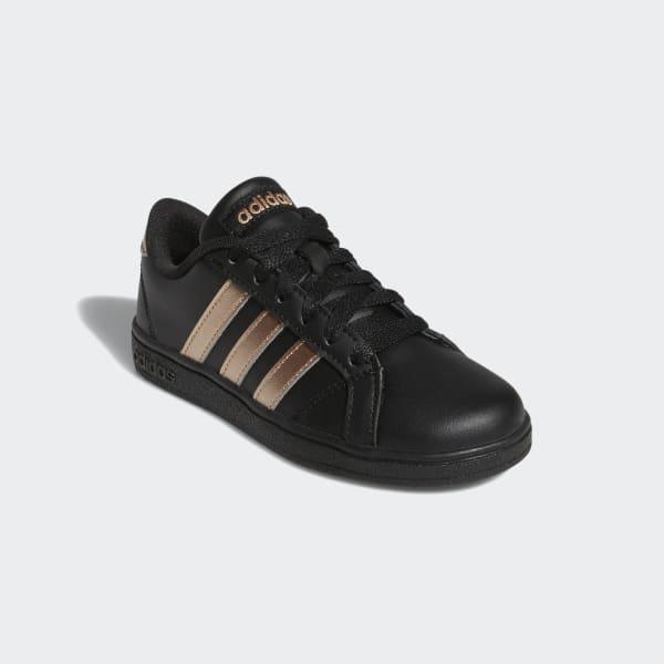 adidas Baseline Shoes - Black | adidas UK
