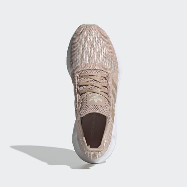 adidas swift run tan womens