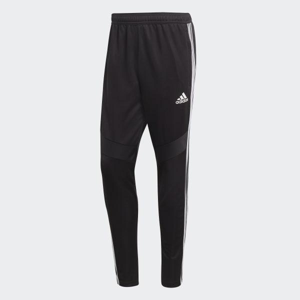Pantalones De Entrenamiento Tiro 19 Negros Y Blancos Para Hombre Adidas Espana