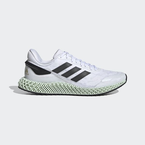 adidas 4D Run 1.0 Shoes - White | adidas US