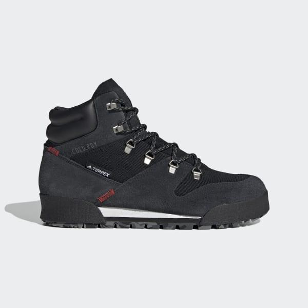 Ser Contaminar despensa  adidas Terrex Snowpitch COLD.RDY Hiking Boots - Black | adidas Canada