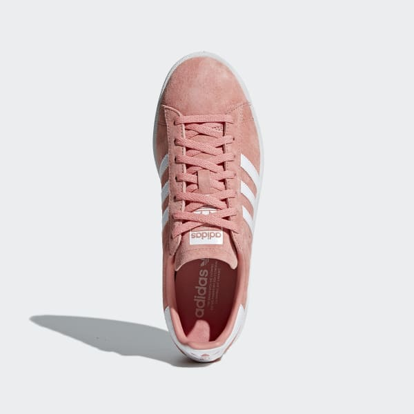9cc4ba3ef47 Tênis Campus - Rosa adidas