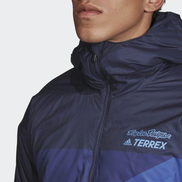 adidas Terrex Troy Lee Primaloft Insulated Winter Jacket