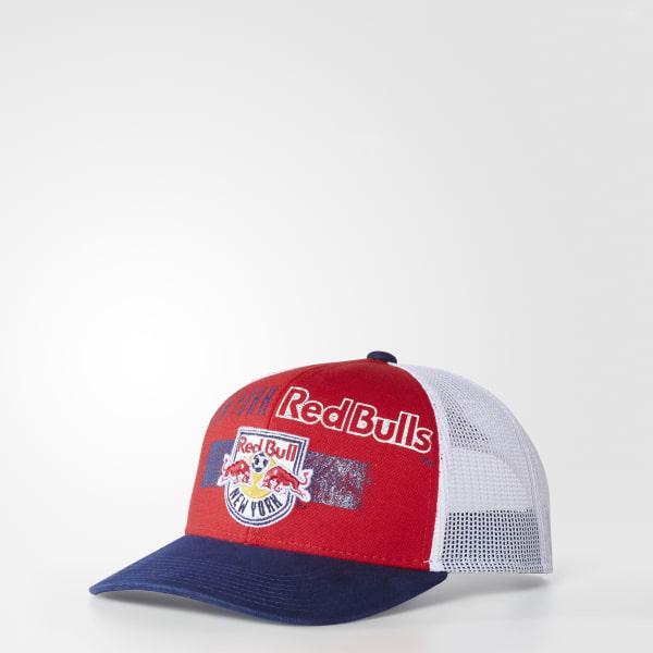 New York Red Bulls Trucker Hat