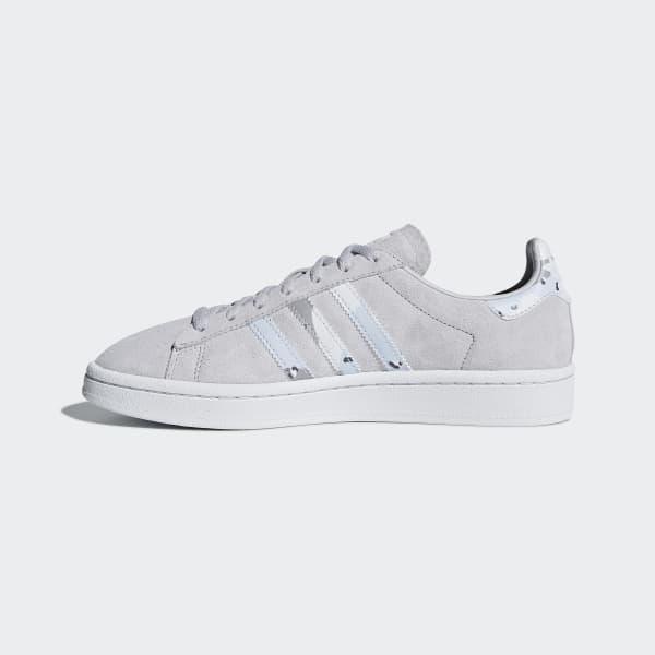 B37939 Adidas Originals Campus GråFootwear White Damesko