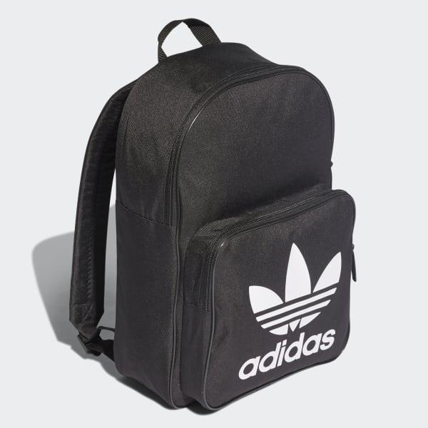 e1e610e7915c4 adidas Classic Trefoil Rucksack - schwarz