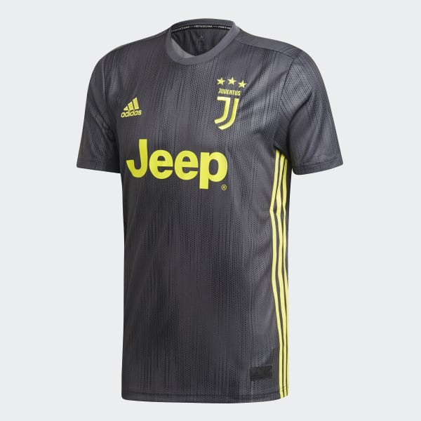 hot sale online 5b764 9dd2b adidas Juventus Third Jersey - Grey | adidas UK