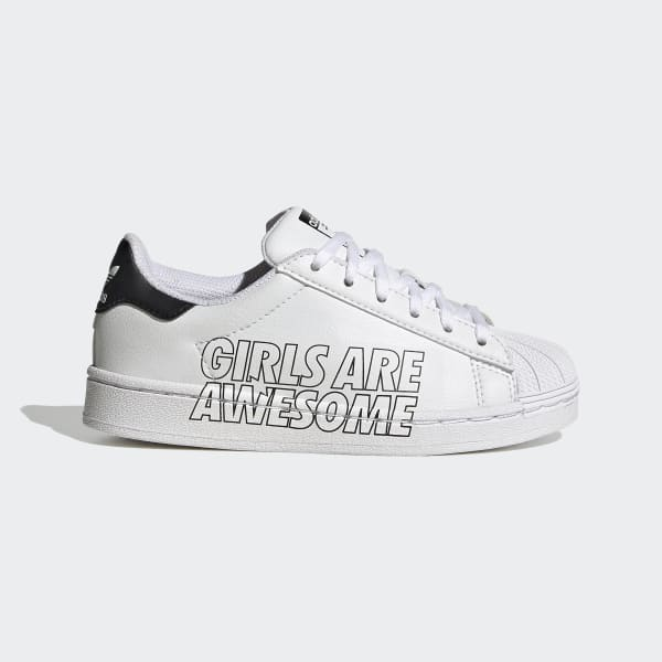 Superstar Girls Are Awesome Shoes