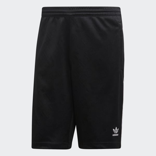 audacia scalata Annotare  adidas Monogram Shorts - Black   adidas UK