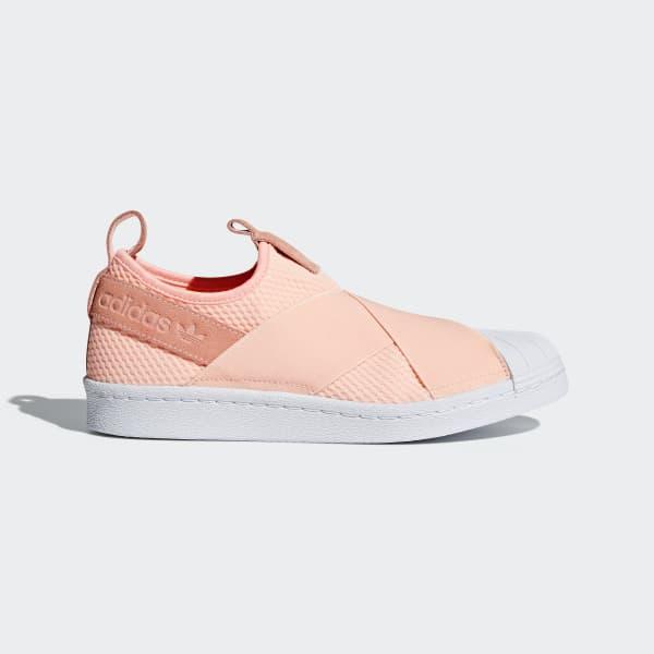adidas Superstar Slip-on Shoes - Pink