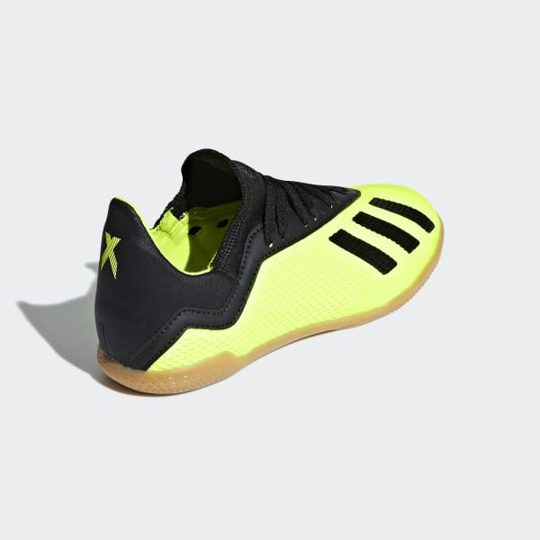 san francisco 5b4cf 297ec Zapatos de Fútbol X Tango 18.3 Superficies Interiores - Amarillo adidas    adidas Chile