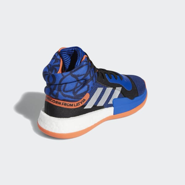 shoes for cheap pretty cool newest collection Chaussure Marquee Boost - Bleu adidas | adidas France