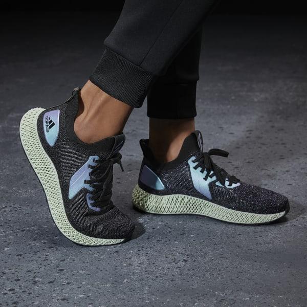 Joya a la deriva Tentación  adidas AlphaEDGE 4D Shoes - Black | adidas Philipines