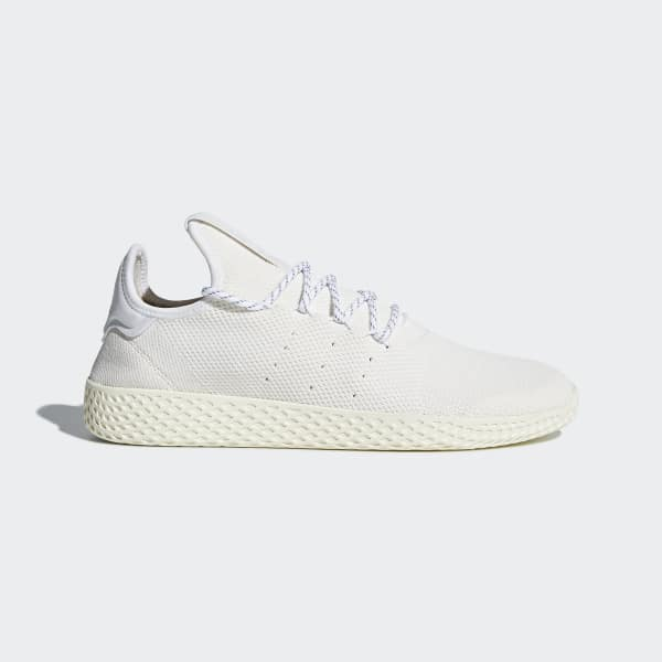262007ecaf49b adidas Pharrell Williams Tennis Hu Primeknit Shoes - White