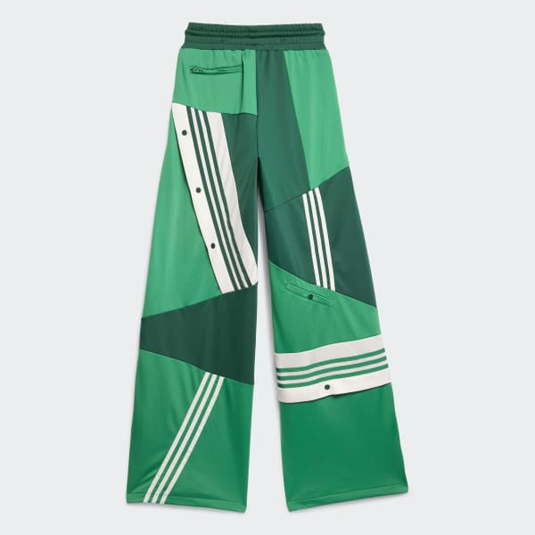 Establecimiento enjuague Chispa  chispear  adidas Deconstructed Track Pants - Green | adidas Turkey