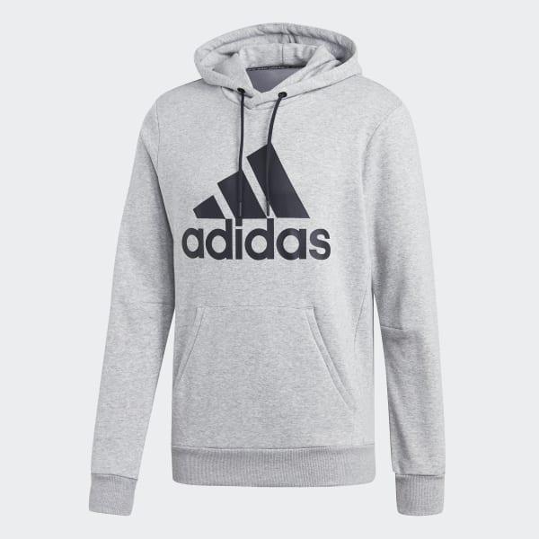 Adidas Must Have Badge of Sports Hoodie Damen grau | Sarango