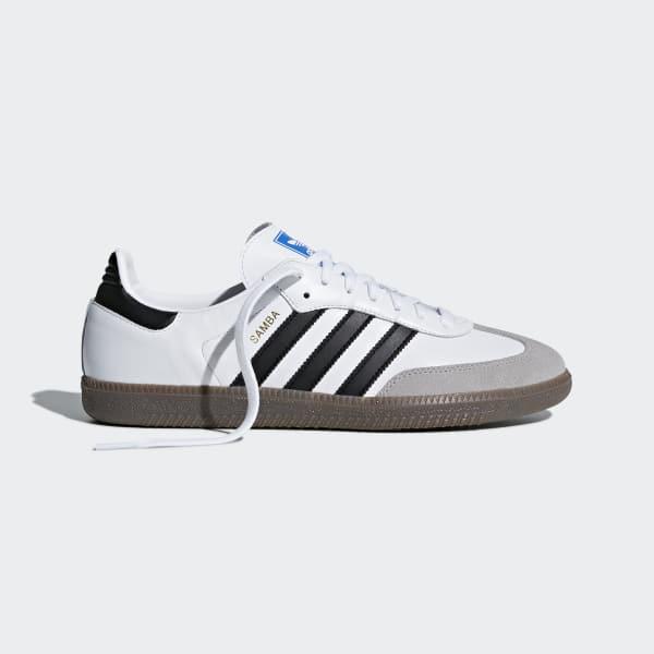 Impotencia T Abreviatura  adidas Samba OG Shoes - White | adidas US