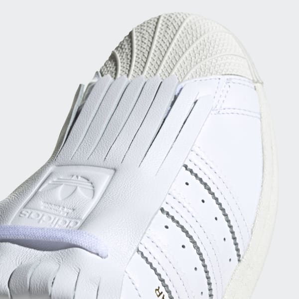 adidas Superstar FR Shoes - White