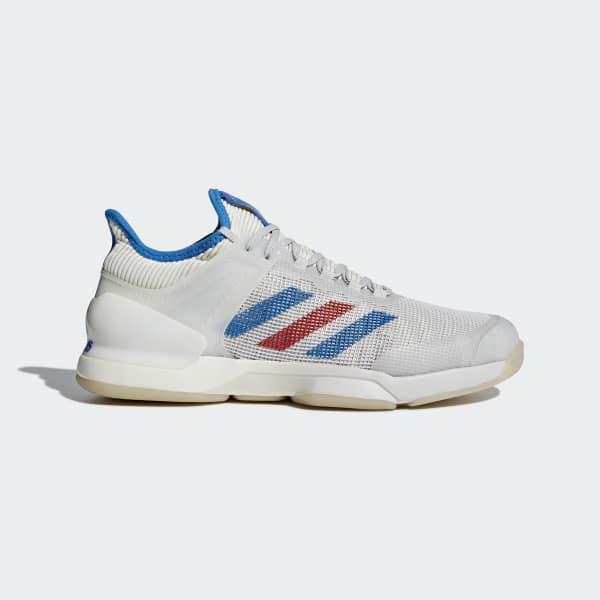 adidas Adizero Ubersonic 50 YRS LTD Shoes - White | adidas US | Tuggl