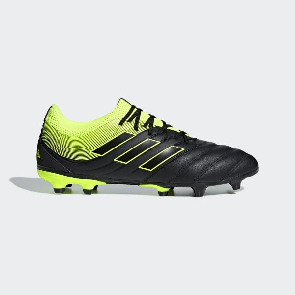 bd282a63fd3 Chaussure Copa 19.3 Terrain souple - noir adidas