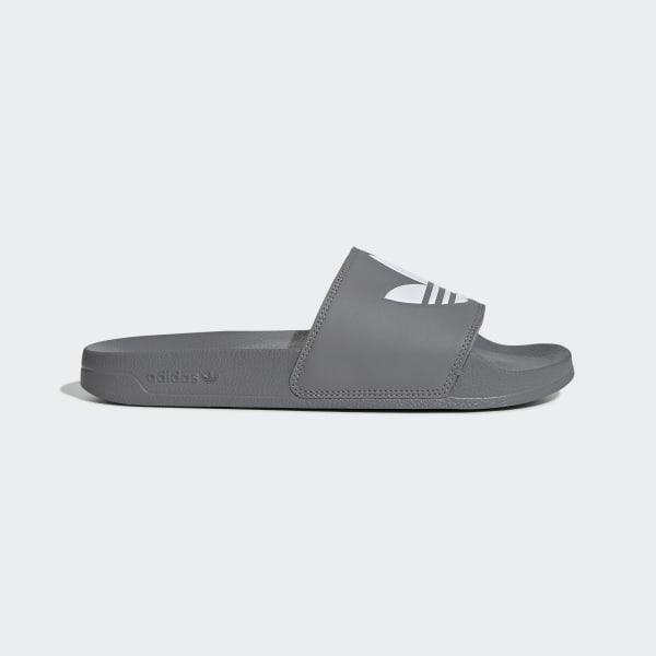 adidas Adilette Lite Slides - Black   adidas US