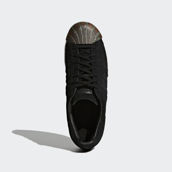 6cb461fd9fd adidas Superstar 80s MT Schoenen - zwart | adidas Officiële Shop