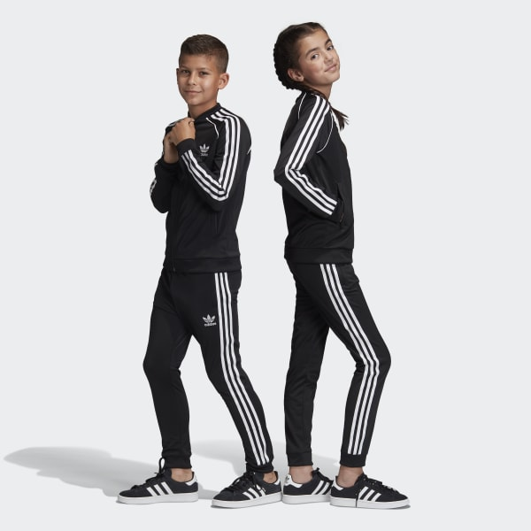 adidas SST Trainingshose Schwarz | adidas Austria