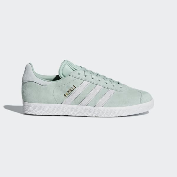 adidas Gazelle Shoes - Green | adidas US | Tuggl