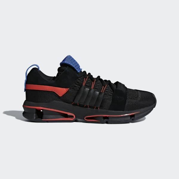 Adidas Originals Men 's Twinstrike ADV Shoes Sneakers Black / Red  - CM8097
