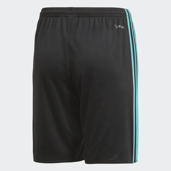 0d26b7116 adidas Real Madrid Away Shorts - Black