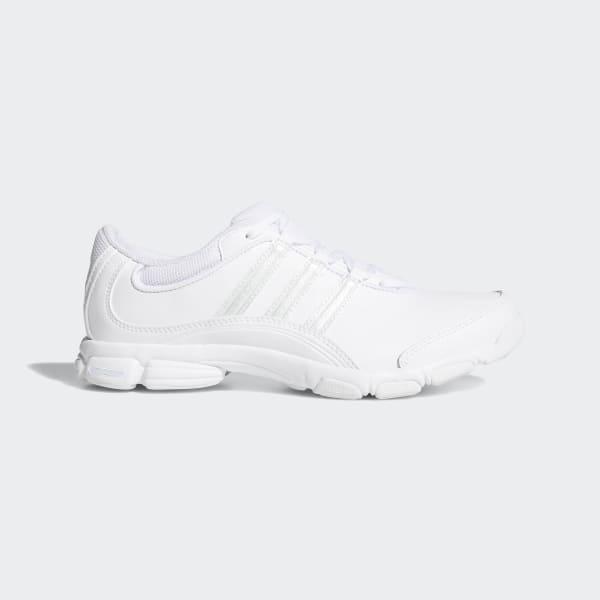adidas white workout shoes