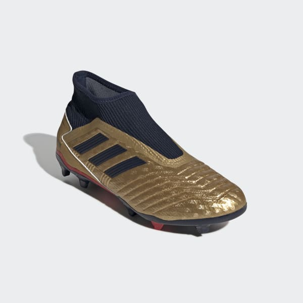 Zapatos de fútbol para superficie firme PREDATOR 19.3 LL FG ZZ