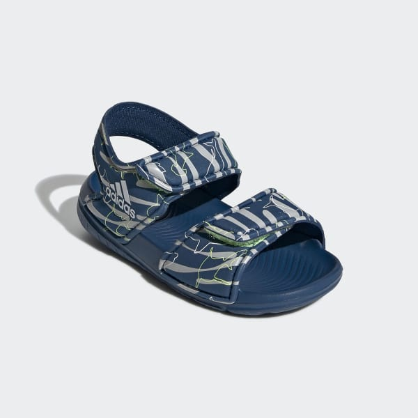 chisme Ostentoso Humo  adidas Sandalias Acuáticas AltaSwim - Azul | adidas Colombia