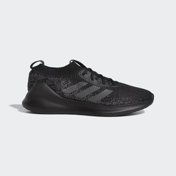 full black adidas shoes
