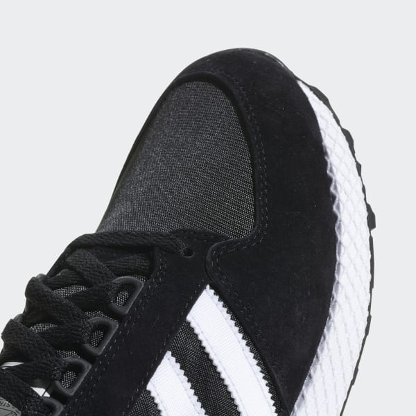 0c1b79288ad adidas Forest Grove Shoes - Black