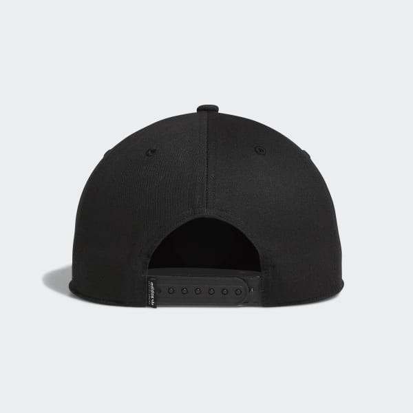 1f7e2a206a4 adidas Terminal Snapback Hat - Black