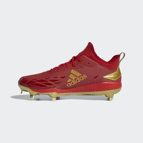 newest 441ae ff6cf adidas Adizero Afterburner V Cleats - Red   adidas US