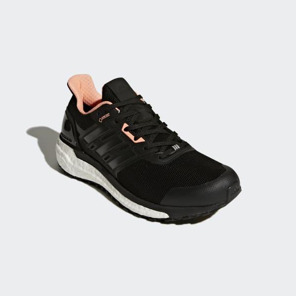 size 40 5900f 12c9d adidas Supernova Gore-Tex sko - Sort  adidas Denmark