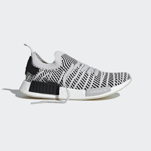 b60ac9939fb601 adidas NMD R1 STLT Primeknit Shoes - Grey