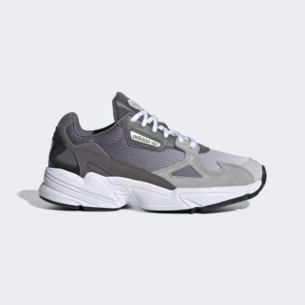 Adidas B28127 | adidas Falcon Mujer Zapatillas (Grises