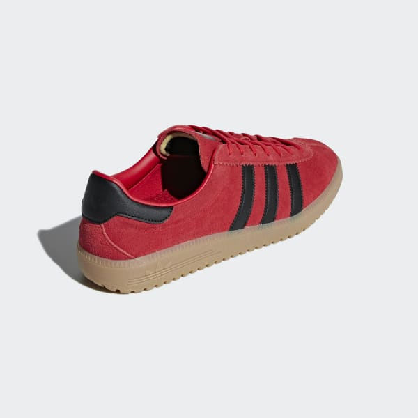 best website 34aca a076e adidas Bermuda Shoes - Red  adidas US