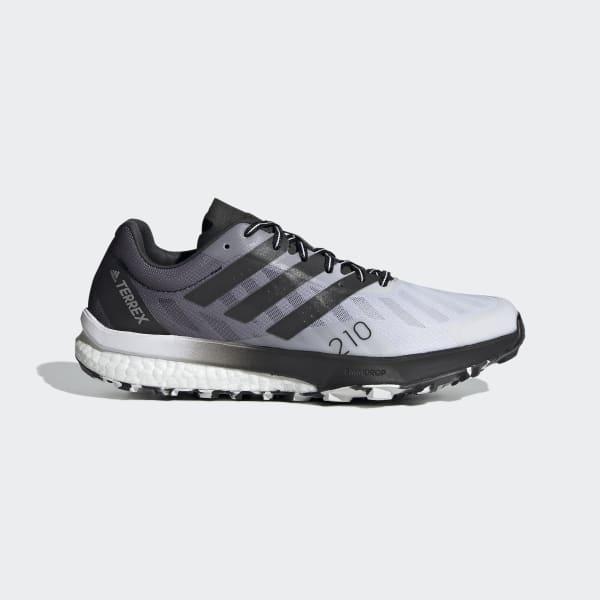 adidas Terrex Speed Ultra Trail Running Shoes - White | FW2830 ...