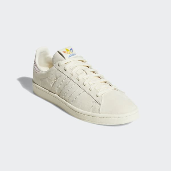 pretty nice 52a04 900be adidas Campus Pride Shoes - White  adidas US