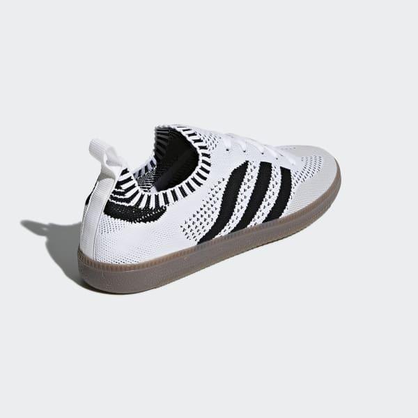 adidas Samba Sock Primeknit Schoenen Wit | adidas Officiële Shop
