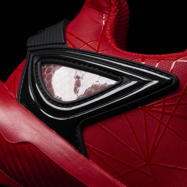 85faa6e7a3d Tênis Spider Man Rapidarun - Vermelho adidas