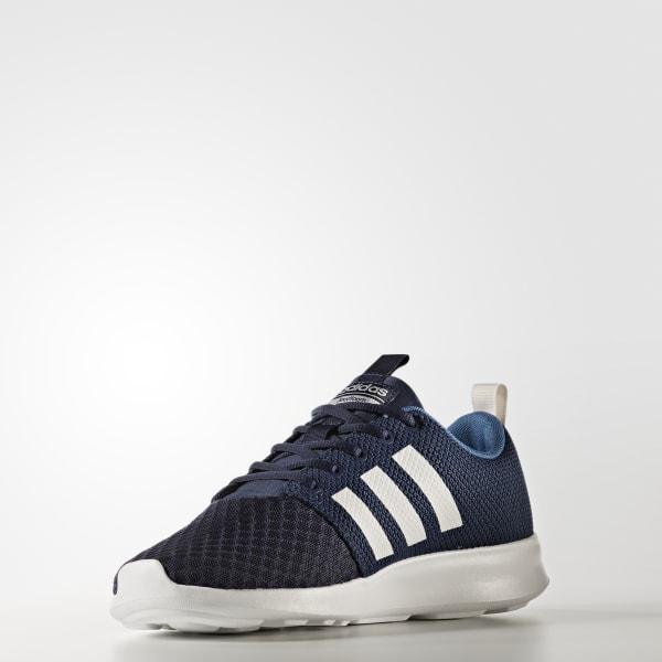 93428a6cd8fac2 adidas Cloudfoam Swift Racer Shoes - Blue