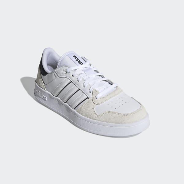 Chaussure Breaknet Plus - Blanc adidas | adidas France