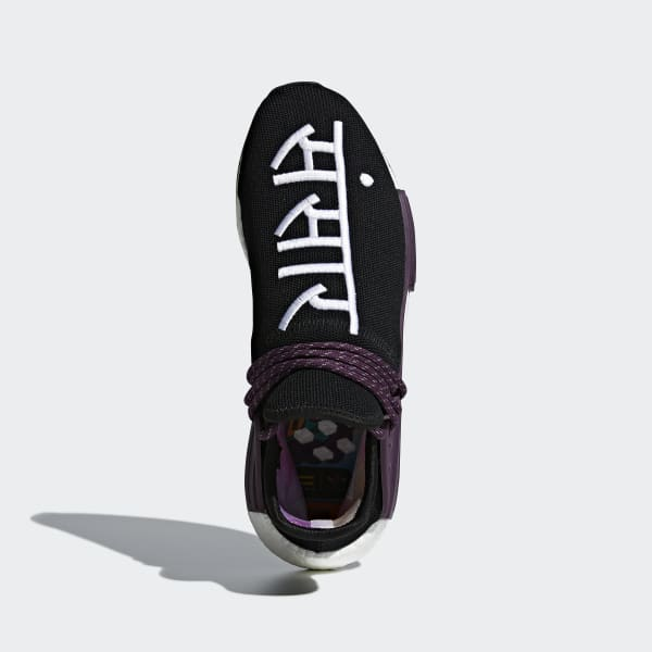 f90d578ef adidas Pharrell Williams Hu Holi NMD MC Shoes - Black