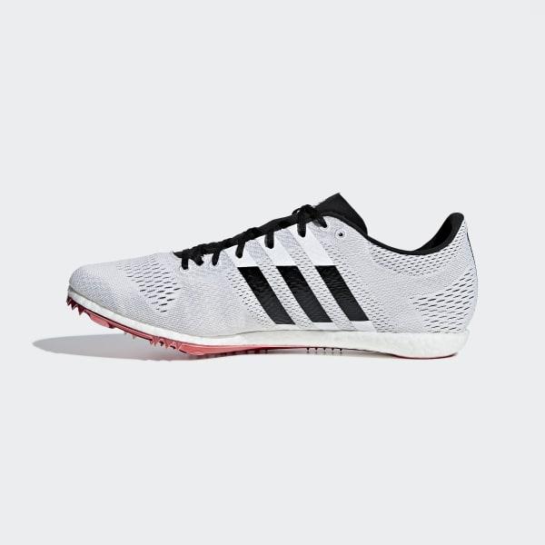 60e91a896b3 adidas Sapatos de Bicos Adizero Avanti - Branco